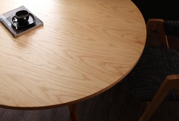 ダイニングテーブル【Rund】ルント 天板
