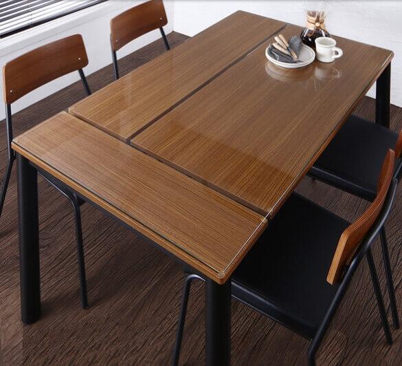 カフェスタイルダイニングテーブル【paint】ペイント