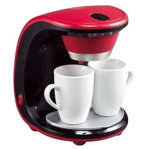 陶器カップ2個付コーヒーメーカー