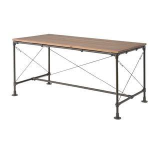 男前ダイニングテーブル