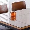 ガラストップダイニングテーブル