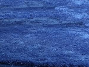 EXマイクロファイバー洗えるラグ コバルトブルー