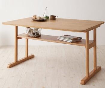 ダイニングテーブル2本脚・T字脚