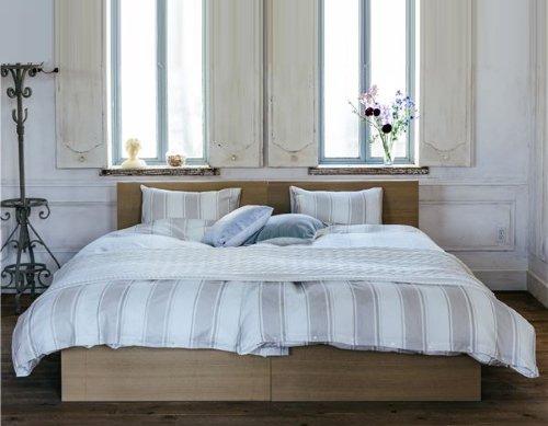 シンプルすのこベッド『Spina』ナチュラル シングル(フレームのみ)