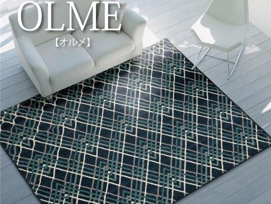 エジプト製 ウィルトン織り カーペット 絨毯 『オルメ RUG』