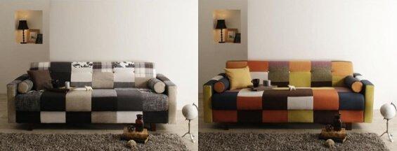 ソファーベッド Legouixルグーのカラー