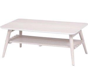折りたたみローテーブル ホワイト