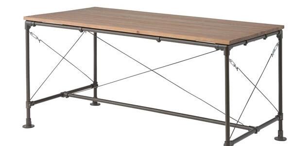 ダイニングテーブル インダストリアル
