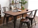 デザインダイニングテーブル【Porian】ポリアン