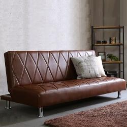 PVCレザーソファーベッド