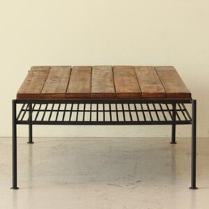 アイアンリビングテーブル