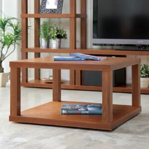 ウォールナットローテーブル正方形