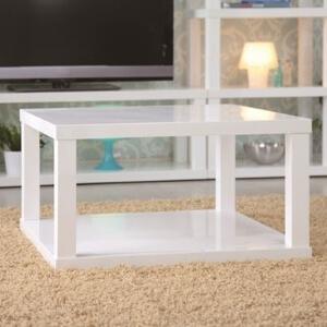 センターテーブル 幅70cm ホワイト