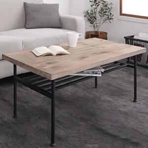 杉古材ローテーブル