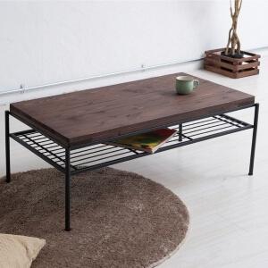 木製テーブルbitter