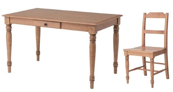 木製ダイニングテーブル『バーニー』