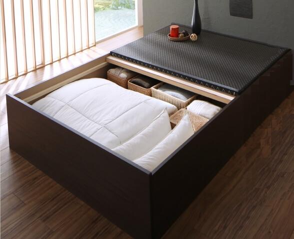 畳ベッド 小上がり
