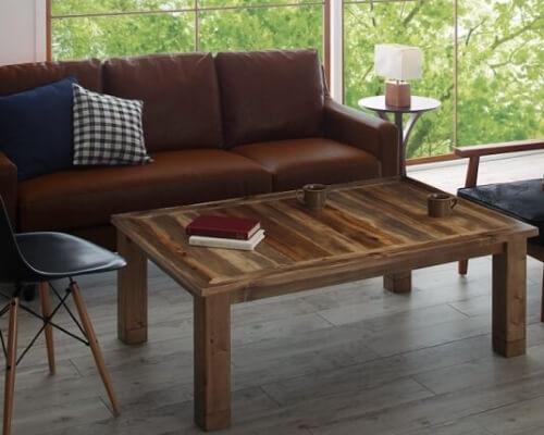 古木風ヴィンテージデザインこたつテーブル Oldies オールディーズ