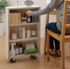 本棚付きベッドの本棚の利用方法その3