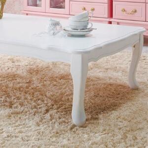 プリンセス猫足テーブル ホワイト