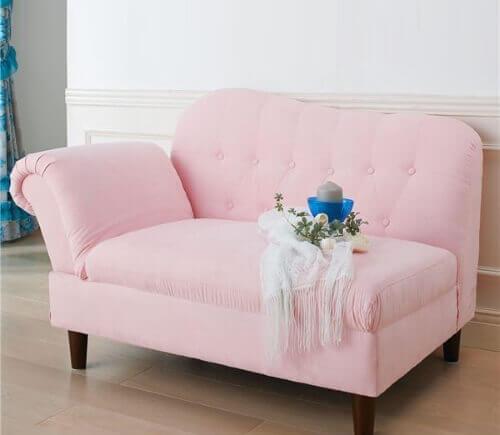 プリンセスロイヤルソファー ピンク