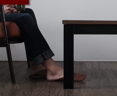 ソファテーブルの高さ~リラックス