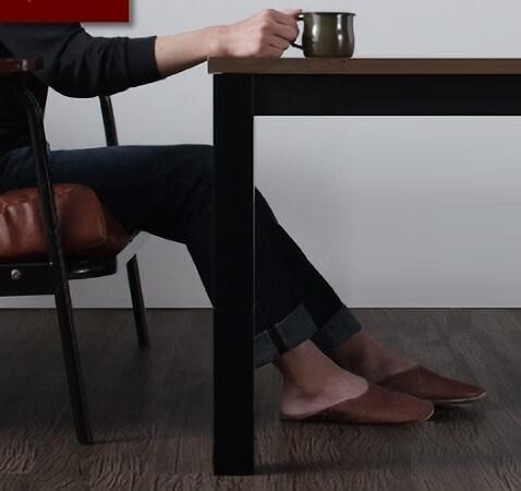 ソファテーブルの高さ~食事