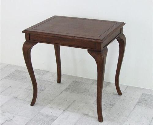 猫足サイドテーブル