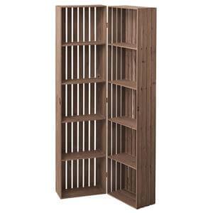 木製ボックスシェルフ