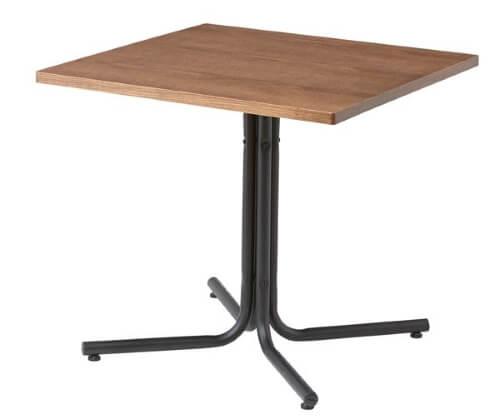 ダイニングテーブル スチールフレーム