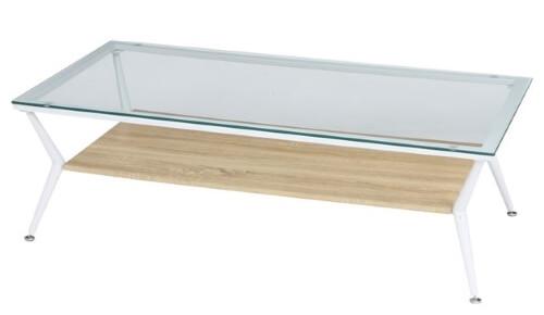 ガラステーブル ナチュラル
