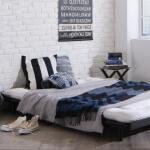 布団が敷けるベッド