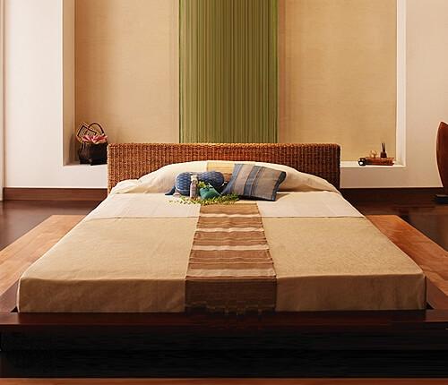 アバカデザインベッド