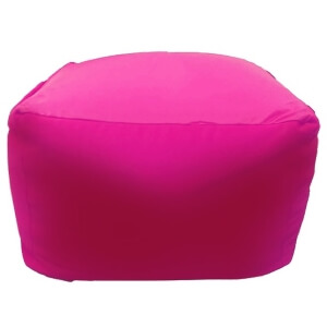 ビーズクッション ピンク
