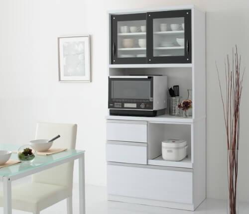 キッチンボード ホワイト