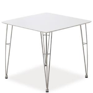 ダイニングホワイトテーブル