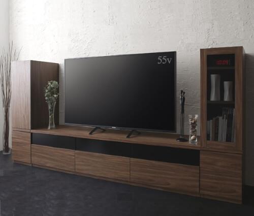 キャビネットが選べるテレビボードシリーズadd9アドナイン
