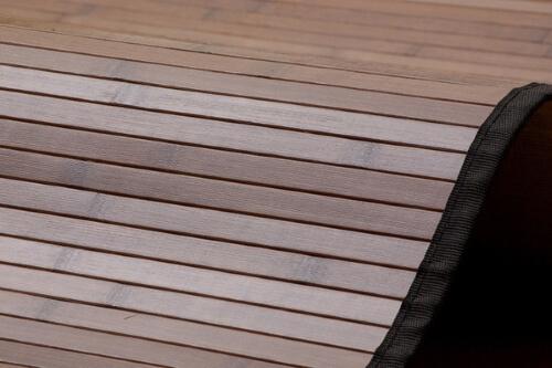 竹カーペット ダークブラウン