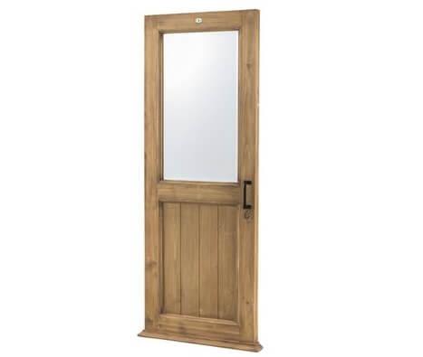 ドア型スタンドミラー