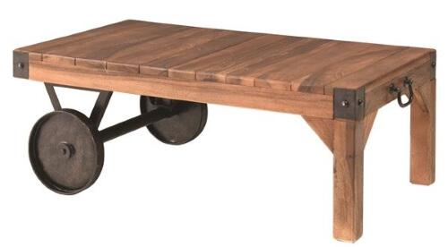 トロリーテーブルS