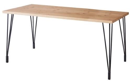 ダイニングテーブル ミディアムブラウン